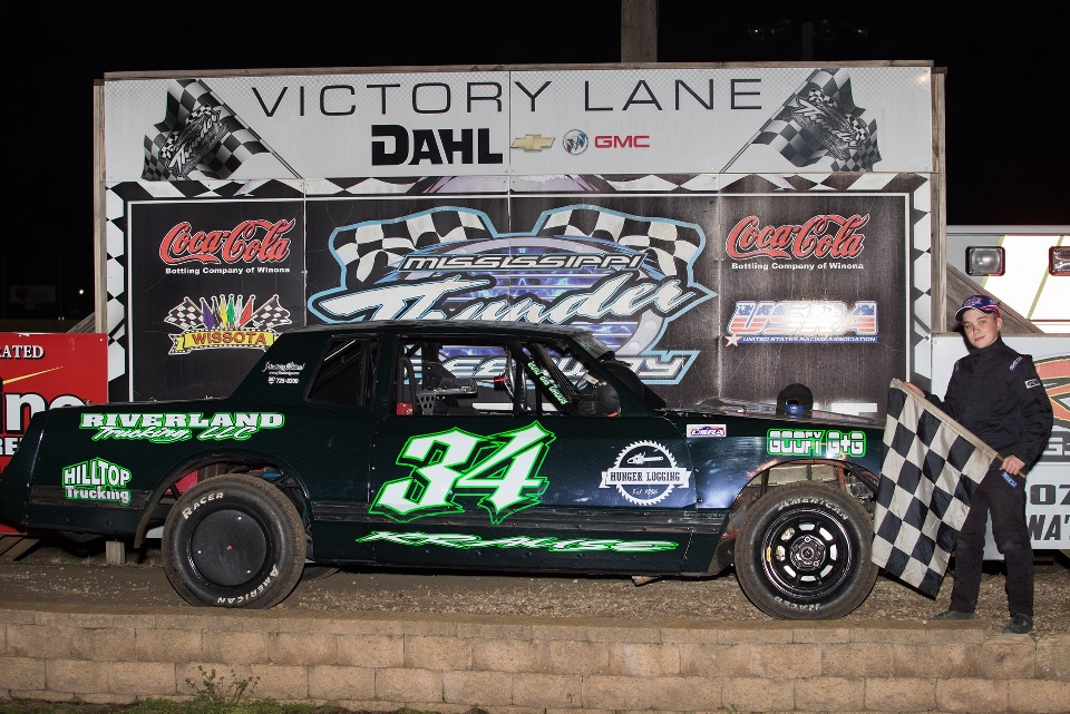 MISSISSIPPI THUNDER SPEEDWAY News - May 24th ::
